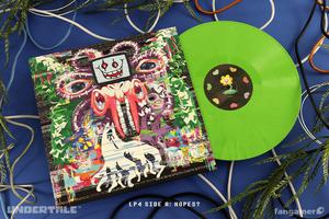 コンプリート サウンドトラック アナログ盤 / UNDERTALE ( アンダーテイル )