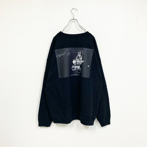 PHOTO SWEAT(BLACK)