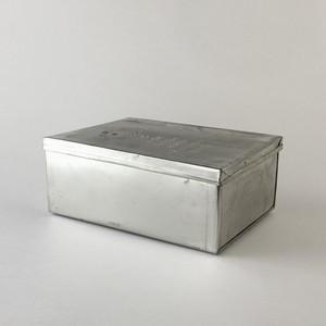リサイクル スチール ボックス S|Recycle Steel Box Small(PUEBCO)