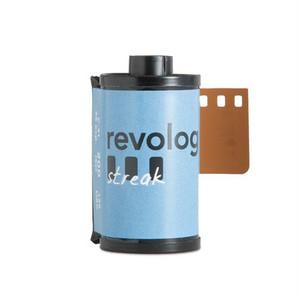 【カラーネガフィルム 35mm】Revolog(レボログ)Streak 36枚撮り