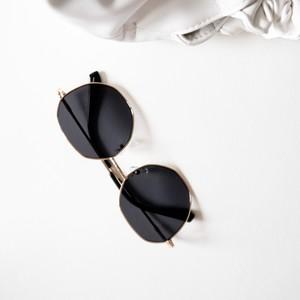 Moment Sunglasses【Pink, Black】
