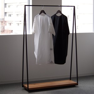 yuumiARIA / TACK SHORT SLEEVE SHIRT[WHITE / BLACK]