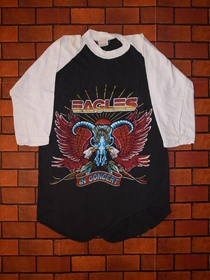 EAGLES 1980 TOUR T-SHIRTS