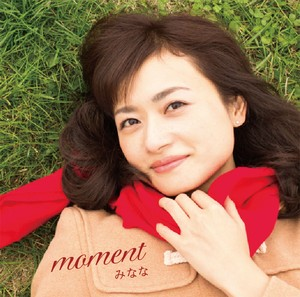 1st album「moment」