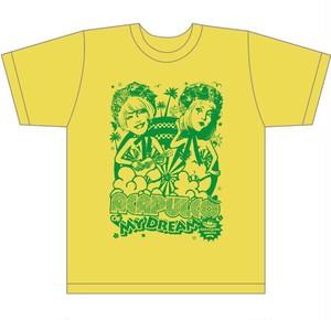 夢のアカプルコTシャツ【イェロー】