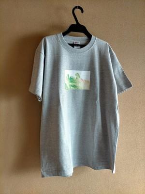 REE FLOW Tシャツ グレー