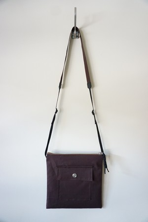 SHOULDER BAG [BROWN]