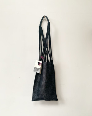 HAMMOCK BAG MINI black