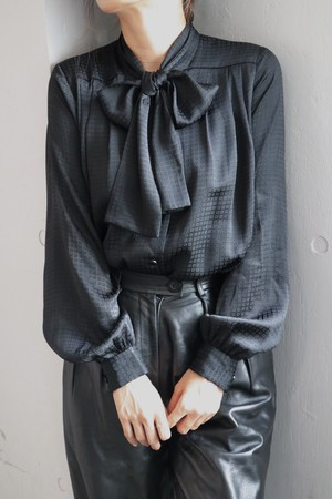 GIVENCHY black blouse