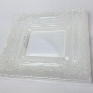 プラスチック製ピクチャーフレーム・半透明乳箔13