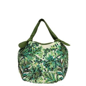 【値下げ】ベトナムバッグ ビーズ スパンコール ハンドバッグ 手提げ 鞄 ベトナム雑貨