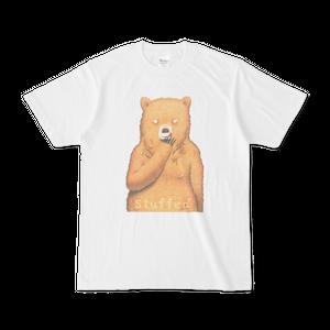 クマTシャツ(ホワイト)