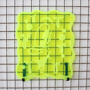 Vinnie Nylon/Neon sign 'Lime'