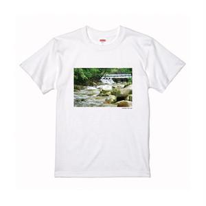 【寄付対象】【CHIKUGO百景】四阿屋Tシャツ(送料無料)
