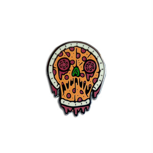 "BEHOLDER ""The Slicer"" pin"