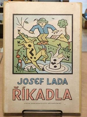 RIKADLA / ヨゼフ・ラダ(Josef Lada)