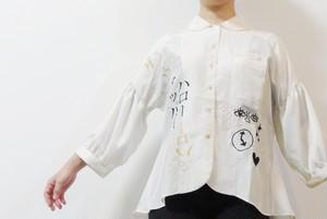ハローグッバイシャツ(日本語)