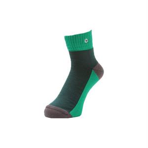 WHIMSY - VERSE SOCKS (Green)