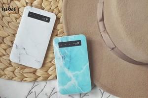 天然石mobile battery【受注制作】