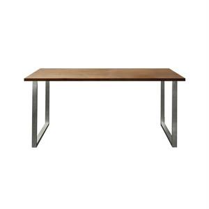 ミーシック ダイニングテーブル ウォールナット 1600