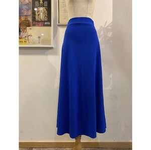 sweat fabric skirt