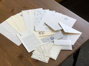 【限定販売】おうち時間を楽しむ「手紙便」Bセット