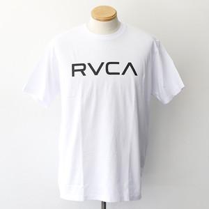 DR BIG RVCA TEE (WHITE)