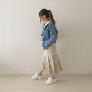 girly design skirt[8/25n-42]残り1点
