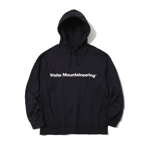 BRUSHED BACK PULLOVER HOODIE - NAVY
