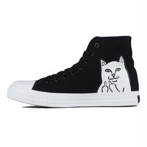 RIPNDIP -  Lord Nermal High-Top Shoes (Black)