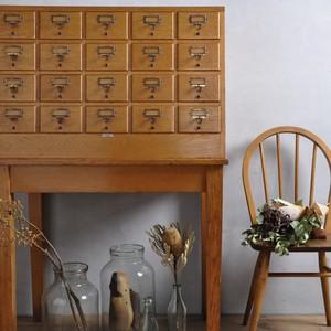Cardcase Cabinet / カードケース キャビネット 〈店舗什器・ショップ什器・収納棚〉