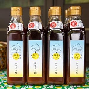 7/10~発送 ゆずポン酢 お徳用5本セット