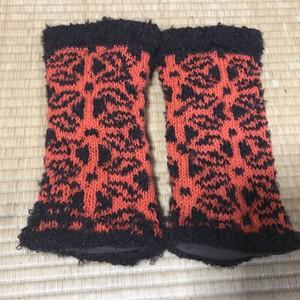 SHINZOU レッグウォーマー 013 leg warmer