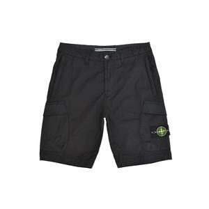 Stone Island Cargo Shorts Black 7015L0803