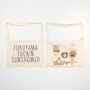 Anoraks | Life Is Journey Tote [FUKUYAMA]