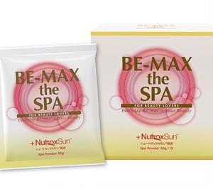 BE-MAX the SPA(ビーマックス ザ・スパ)美容液入浴剤