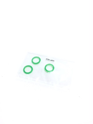 ZEBRA Tect 2Way Ring 3set Green