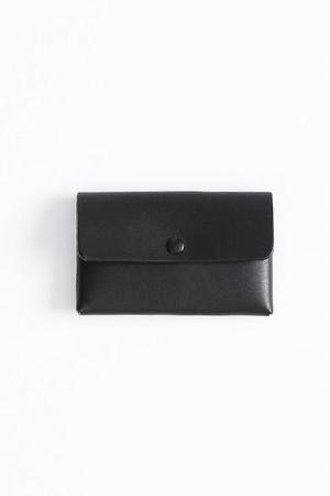 Card case / Y. & SONS×Aeta / 1Layer / 十日町紬