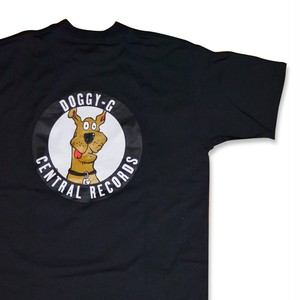 Doggy G Central Records official Tee