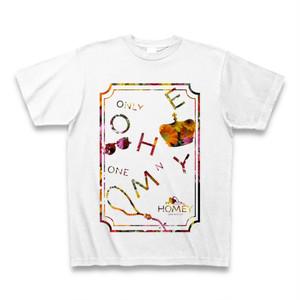 WEB限定 Flower Logo Tシャツ No.2