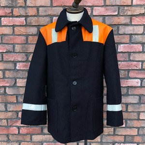 1980s National Coal Board Donkey Coat Made In England