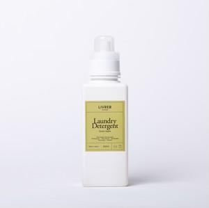600ml】グリーンアップル 洗濯用洗剤 /Landry Detergent ▶Green Apple <綿、麻、合成繊維用>
