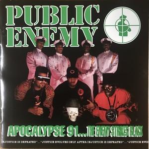 PUBLIC ENEMY  / APOCALYPSE 91...The Enemy Strikes Black(CD)