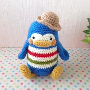 あみぐるみ☆ペンギンさん
