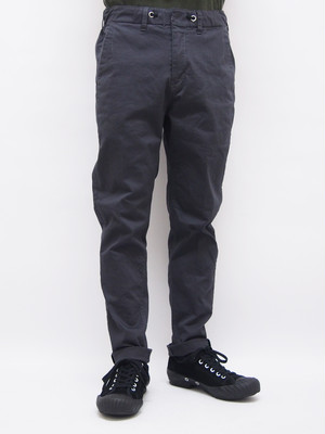 EGO TRIPPING (エゴトリッピング) STRETCH EASY CHINO / CHARCOAL 623553-04