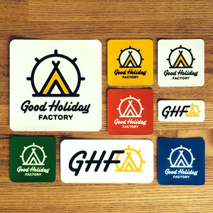 GHF sticker 4C