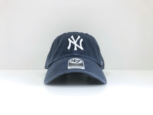 【47brand】Yankees Home '47 Clean Up