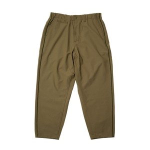 EVISEN EVENING PANTS ARMY GREEN  L エヴィセン パンツ