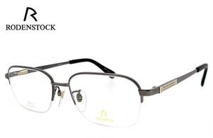ローデンストック 眼鏡 (メガネ) 日本製 RODENSTOCK R0202 D チタン ナイロール [ メンズ 男性用 眼鏡 ]