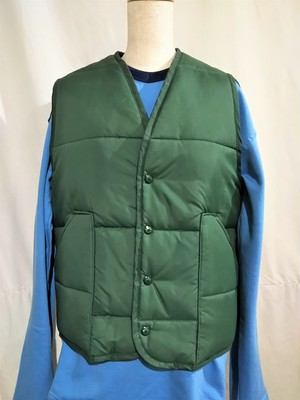 KING LOUIE  Padding vest /Made In USA [G-323]
